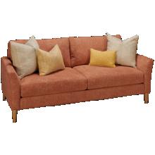 Jonathan Louis Design Lab Sofa with Toss Pillows