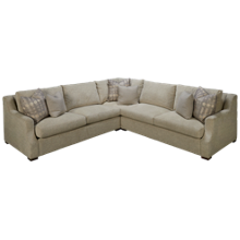 Kincaid Comfort 3 Piece Sectional