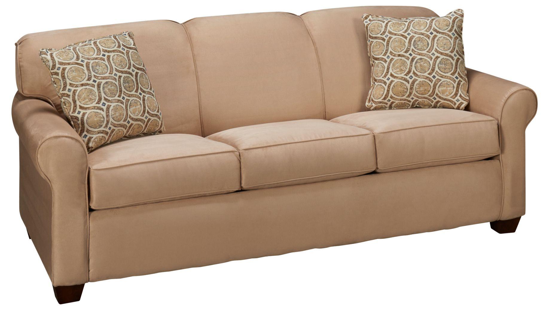 Klaussner Sleeper Sofa With Air Mattress Refil Sofa