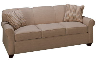 Klaussner Home Furnishings Mayhew Queen Sleeper Sofa with