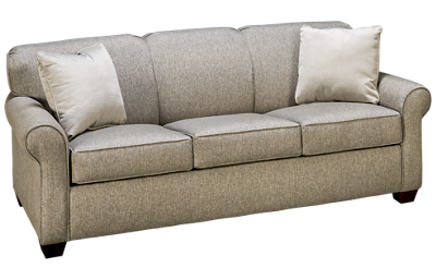 Klaussner Home Furnishings Mayhew Queen Sleeper Sofa with Air Mattress