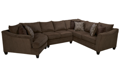 United Kalispel 3 Piece Sectional