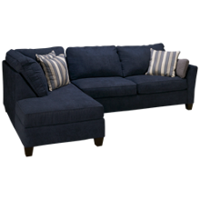United Bennington 2 Piece Sectional