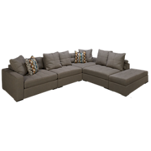 Jonathan Louis Noah 5 Piece Sectional
