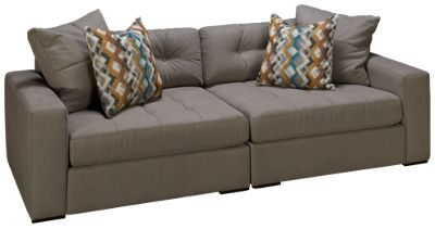 Jonathan Louis Noah Jonathan Louis Noah 2 Piece Sectional   Jordanu0027s  Furniture