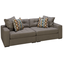 Jonathan Louis Noah 2 Piece Sectional