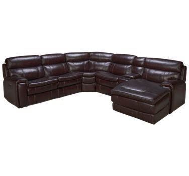 Htl Furniture Branson Htl Furniture Branson 6 Piece Leather