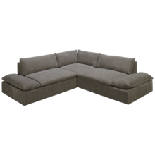 American Leather Versa 3 Piece Sectional