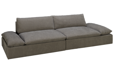 American Leather Versa 2 Piece Sofa
