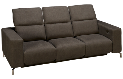 American Leather Monza 3 Piece Power Sofa Recliner