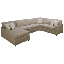 Rowe Monaco 3 Piece Sectional
