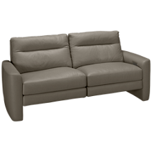 American Leather Chelsea Leather Power Sofa Recliner