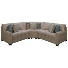 Huntington House Solutions 3 Piece Sectional