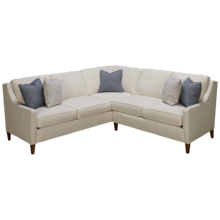 Rowe Studio 2 Piece Sectional