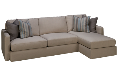 Bauhaus Liam 2 Piece Sectional