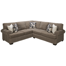 Peak Living Harrison 2 Piece Sectional