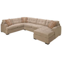 Jonathan Louis Crosby 3 Piece Sectional