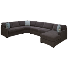Jonathan Louis Choices 4 Piece Sectional