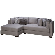 Peak Living Parker 2 Piece Chaise Sectional