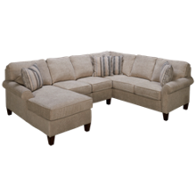 Flexsteel Westside 3 Piece Sectional