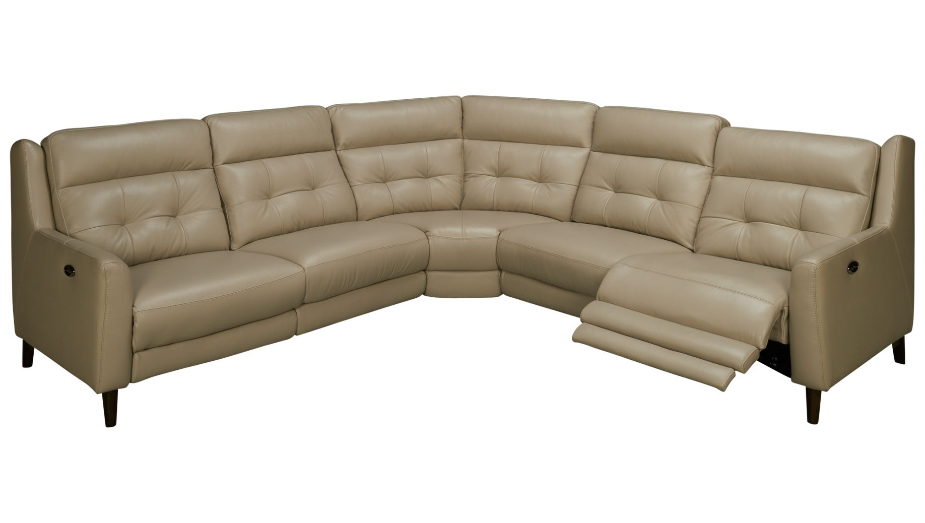 Htl leather sofas reviews refil sofa for Htl sectional leather sofa