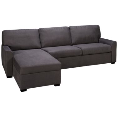 Sensational American Leather Klein 2 Piece Queen Sleeper Sectional Cjindustries Chair Design For Home Cjindustriesco