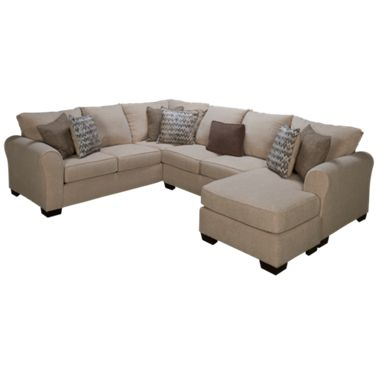 Excellent United Boston 2 Piece Sectional Pabps2019 Chair Design Images Pabps2019Com