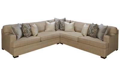 Huntington House Pit 3 Piece Sectional