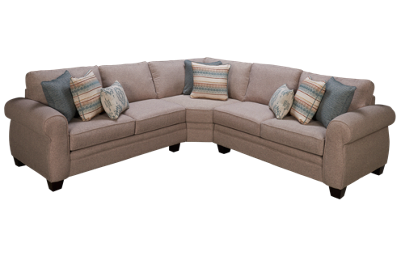 Fusion Furniture Infinity 3 Piece Sectional