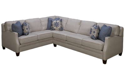 Flexsteel Lennox 2 Piece Sectional