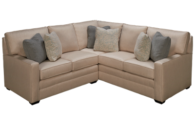 Kincaid Custom 2 Piece Sectional