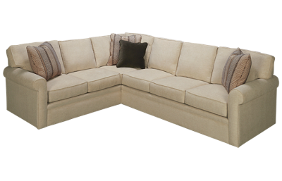 Rowe Brentwood 2 Piece Sectional