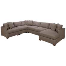 Max Home Bonsai 5 Piece Sectional