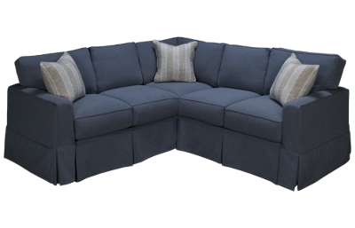 Four Seasons Caroline 2 Piece Sectional