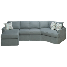 Four Seasons Devin 3 Piece Sectional