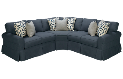 Four Seasons Daniel 3 Piece Sectional