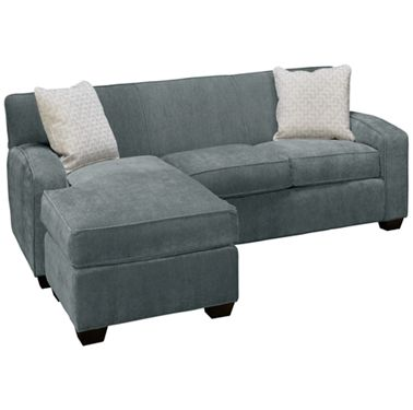 Rowe Horizon 2 Piece Sectional, Rowe Furniture My Style Reviews