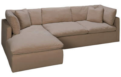 Synergy Equinox 2 Piece Sectional