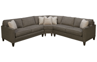Rowe Townsend 3 Piece Sectional