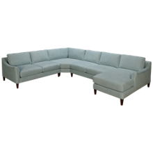 Jonathan Louis Design Lab 4 Piece Sectional