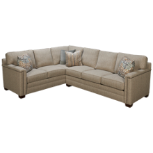 Huntington House Solutions 1 2 Piece Sectional