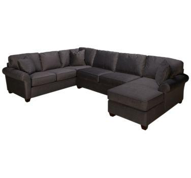 Bauhaus-Select-Bauhaus 3 Piece Sectional - Jordan\'s Furniture