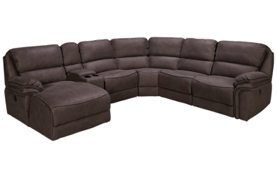 Mstar International Marlboro 6 Piece Sectional