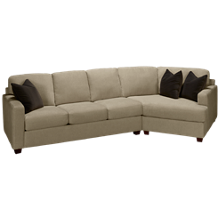 Bauhaus Bauh Select 2 Piece Sectional