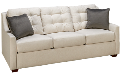 Klaussner Home Furnishings Grayton Queen Sleeper Sofa with