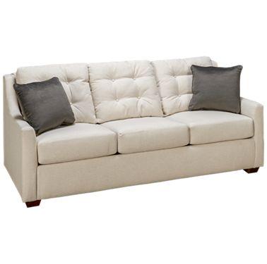 Klaussner Home Furnishings Grayton, Sofa Queen Bed