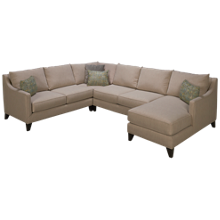 Jonathan Louis Margaret 4 Piece Sectional