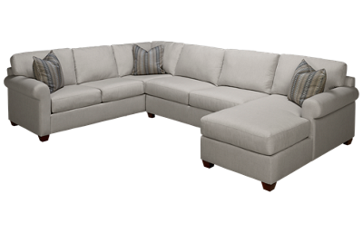 Bauhaus Ross 3 Piece Sectional