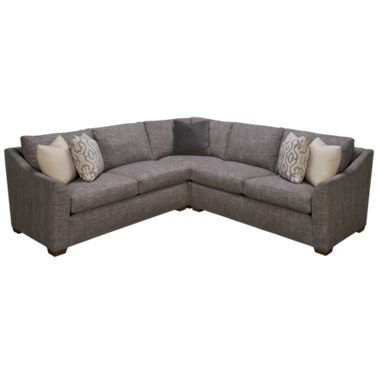 Huntington House Plush Huntington House Plush 3 Piece Sectional