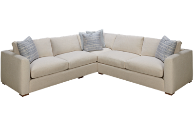 Rowe Derby 2 Piece Sectional